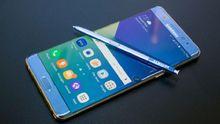 Samsung Galaxy Note 7 остается на плаву