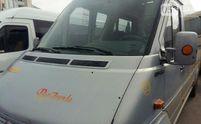 Убийца патрульных расстрелял микроавтобус в Днепре