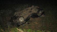 Авто согнуло вдвое в результате ужасного ДТП на Закарпатье