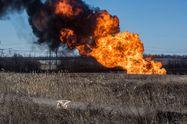 Попасну обстреляли из противотанкового ракетного комплекса