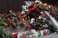 Днепряне чествуют память убитых полицейских: появились фото
