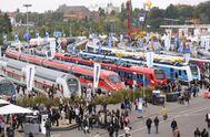 """Победители проекта """"Железнодорожник"""" посетили выставку InnoTrans в Берлине"""