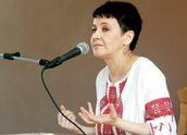 Оксана Забужко: Украина о себе не умеет говорить, потому что ее учили молчать