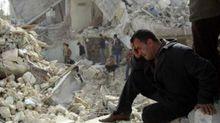 Сирийские врачи вынуждены работать в горах и под землей из-за обстрелов