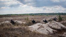 Горячая ночь в Марьинке: боевики не прекращают обстрелов