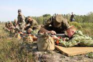 Военные проведут для школьников трехдневную военно-спортивную игру
