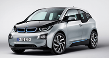 У столиці вручили ключі першому власнику автомобілів нового покоління BMW i3
