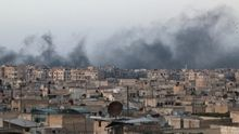 Росія відмовилася припинити атаки Алеппо