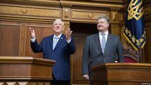 Рівлін в Україні: хотів, як краще – вийшло, як завжди