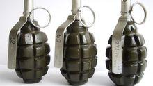 Мужчина запустил гранату в аптеку в Харькове