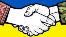 Волонтери зібрали мільйон гривень на допомогу морпіхам-АТОшникам