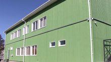 Как финны построили для херсонских школьников эко-школу за 2,5 миллиона евро