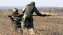 """Разведение войск боевики """"отметили"""" огнем из гранатометов"""