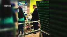 """В одном из киевских супермаркетов заметили """"Януковича"""""""
