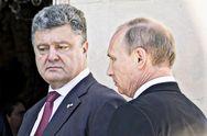 Путин ответил Порошенко относительно ситуации на Донбассе
