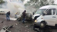 Автобус с футболистами попал в аварию в Одессе: есть погибшие