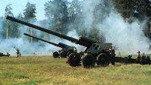 Враг обстрелял Водяное с артиллерии 122 и 152 калибров - штаб АТО