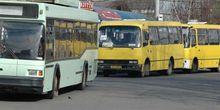 В Киеве уже начался транспортный коллапс