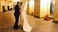 Весілля радикала Мосійчука. Стало відомо хто обраниця нардепа