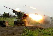 Террористы обстреляли позиции ВСУ из градов: появились фото