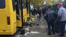 Маршрутка полная пассажиров влетела в дерево во Львове: опубликованы жуткие фото