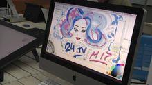 Как художники показали свое мастерство на художественном фестивале