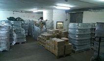 Півмільйона пляшок фальшивої горілки виготовив завод на Харківщині