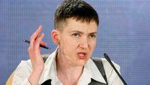 """Дві машини і акції універмагу """"Україна"""" – Савченко заповнила е-декларацію"""