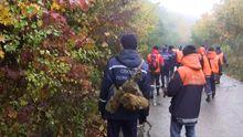 Загублені в лісі: рятувальники добу шукали зниклу родину грибників