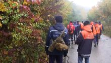 Затерянные в лесу: спасатели сутки искали пропавшую семью грибников
