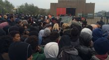 """Ні """"джунглям"""" у Європі: у Франції хочуть знести табір для мігрантів"""