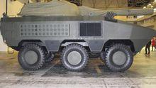 """Сталевий """"Отаман"""": український виробник презентував надсучасний бронеавтомобіль"""