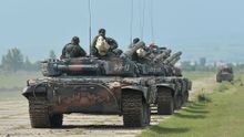 Наши танки будут в Москве через 13 часов, – американец в эфире российского ТВ