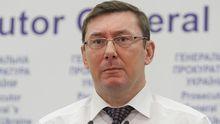 Луценко признался, что живет за счет жены и сына
