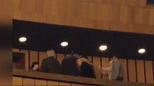 Все детали нападения на военного в оперном театре Днепра