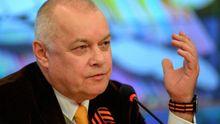 Росія через Кисельова вляпалась у міжнародний скандал