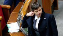 Савченко приехала в Москву