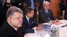 """На Банковой озвучили """"красные линии"""", которые Порошенко объявил Путину"""