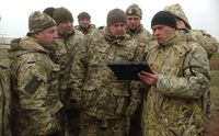 Армія України випробовує новітні засоби протиповітряної оборони