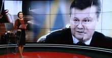 Выпуск новостей за 19:00: Допрос Януковича. Референдум в Италии