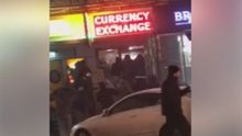 """Возле """"Олимпийского"""" продолжаются массовые погромы: обнародовали видео"""