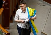 Савченко підтримала Новинського і зробила йому комплімент