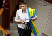 Савченко поддержала Новинского и сделала ему комплимент