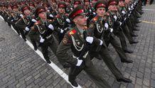 Красноречивая инфографика: сколько тратят на оборону США, Россия и Германия