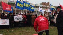 В оккупированном Крыму митинг из-за повышения тарифов