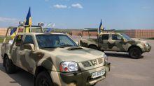Государство хочет конфисковать более двух тысяч автомобилей, которые на фронт привезли волонтеры