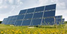 Німці збудують в Україні потужну сонячну електростанцію