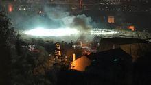 """Біля стадіону """"Бешикташ"""" прогримів вибух: повідомляють про понад 20 постраждалих"""