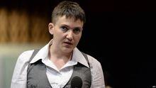 Савченко обнародовала обновленные списки пленных