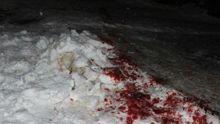 Розгнівані люди вийшли на мітинг через стрілянину на Житомирщині